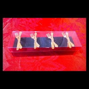Other - 🍴Set of 4 Napkin Rings